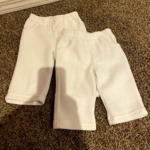 3 for $15 🎈2pairs 3-6month pants